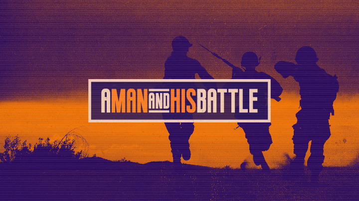 A Man and His Battle | West Little Rock